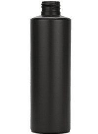 4 oz Black Matte Cylinder