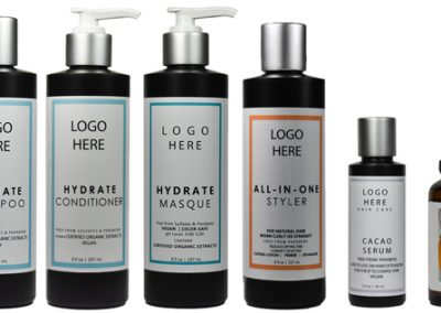 private label hair care